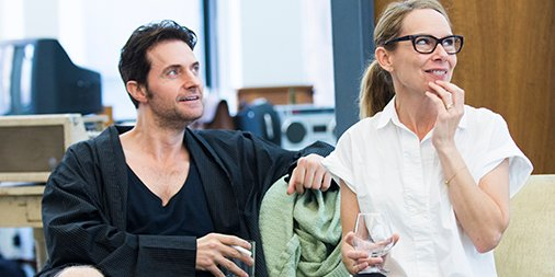 Take a peek inside the studio at the cast of #LLLplay in rehearsal! https://t.co/cX5tufm6Lm https://t.co/qu88NL1CE0