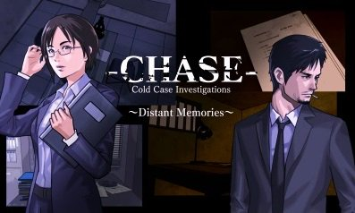 Chase: Cold Case Investigations ~Distant Memories~  out 10/13/16 on Nintendo eShop! https://t.co/YyAXrwI6O1