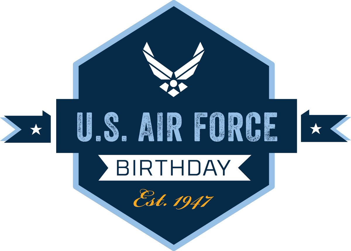 On this day, 69 years ago, the #USAF became an official branch of the United States military! #AFBday https://t.co/t9q64mkNg2