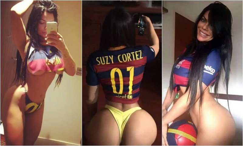 RT @SunSport: EXCLUSIVE: Barcelona super-fan Miss BumBum blasts Neymar as 'a common player' https://t.co/CQRpHY6kEv https://t.co/3pYvNxxzAg