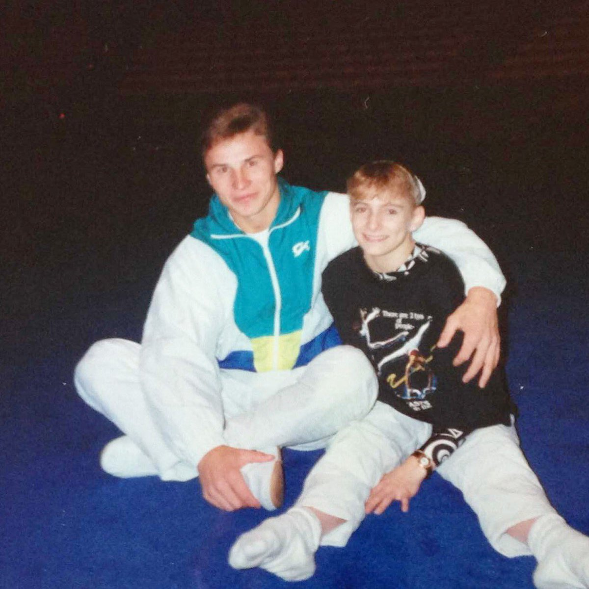 Congrats to an amazing athlete, coach & person, Valeri Liukin! Named U.S. Women's Nat'l Team Coordinator by @USAGym! https://t.co/DNQYQbaqXw