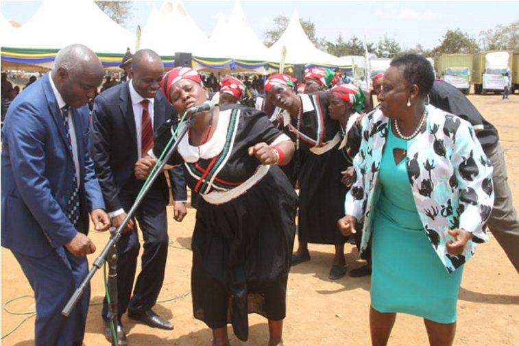 Kibwana launches ambitious free healthcare plan for Makueni residents