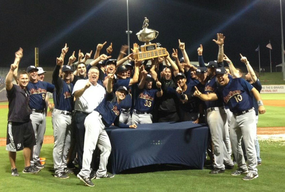 Your RailRiders are bringing home the 2016 Governors' Cup! #GoRailRiders https://t.co/oWkZFwfb6S