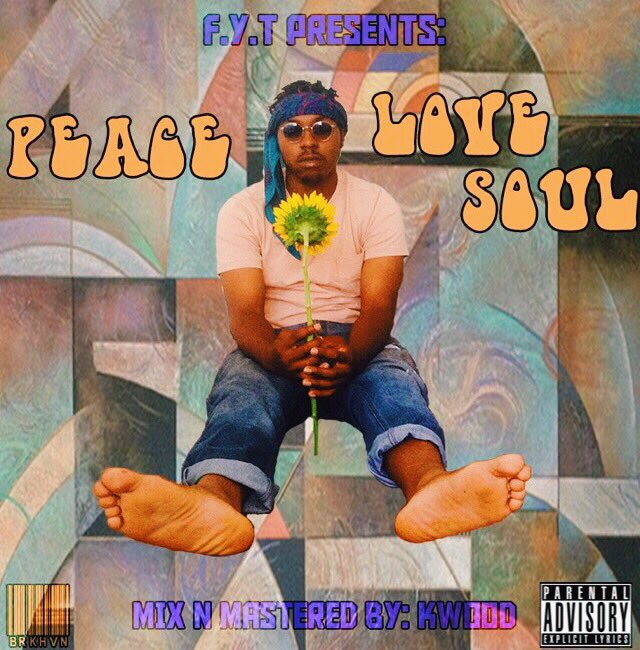 New FYT EP Available on Soundcloud by San Diego Artist @JoshAnthony619!   Peace Love & Soul  Cover Art: @ChrisSwvnk https://t.co/1Y7J087csc