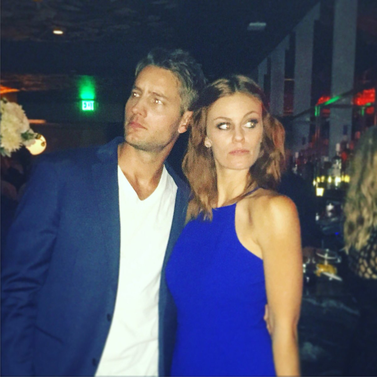 Trouble. Just like old times. #Smallville #tessmercer #oliverqueen @justinhartley https://t.co/Drm60IYPGE