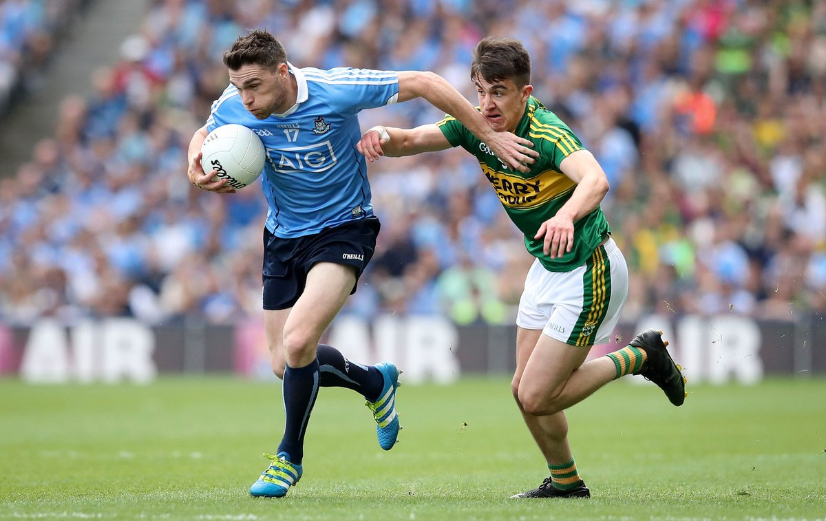 Defence is about guts & courage. This game will be won in attack #AllIreland #COYBIB Read on https://t.co/UQ3FotEzF1 https://t.co/JVgcv9XcIV