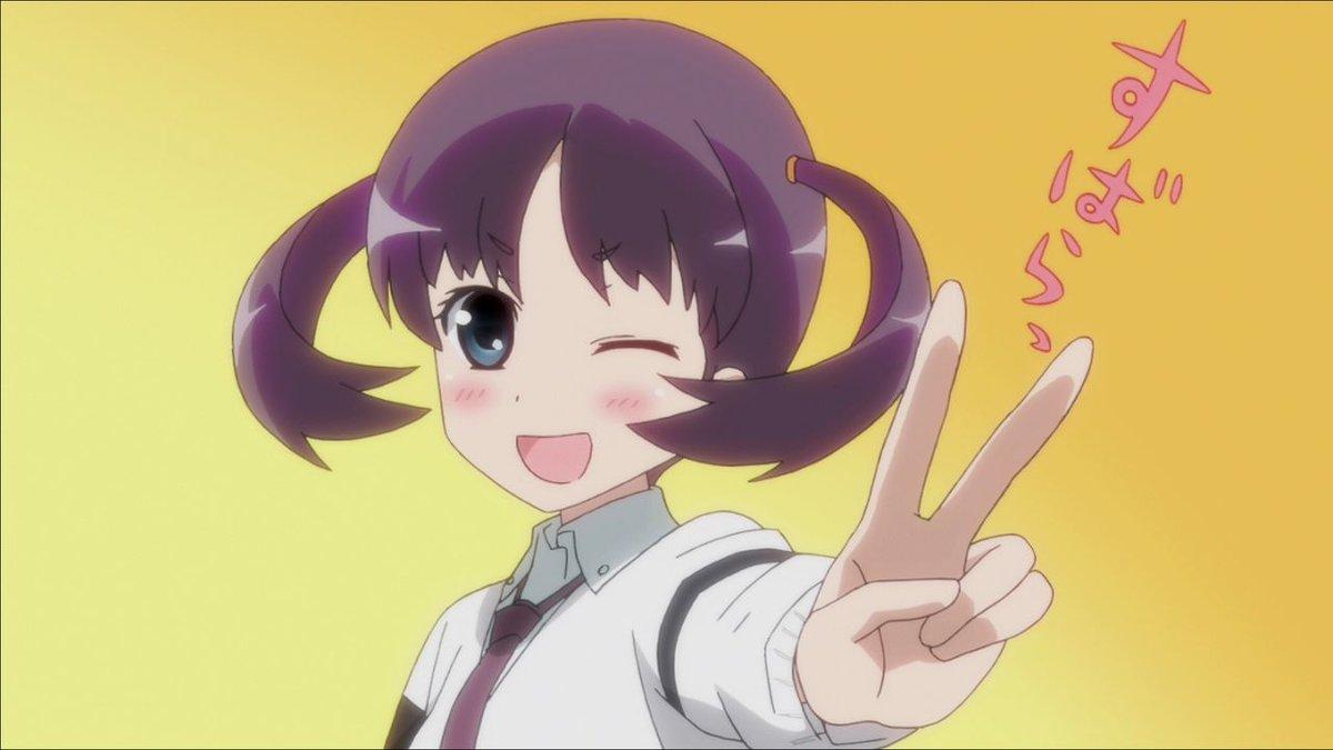 咲-Saki-で好きなキャラクターは花田煌先輩ですね・・・
