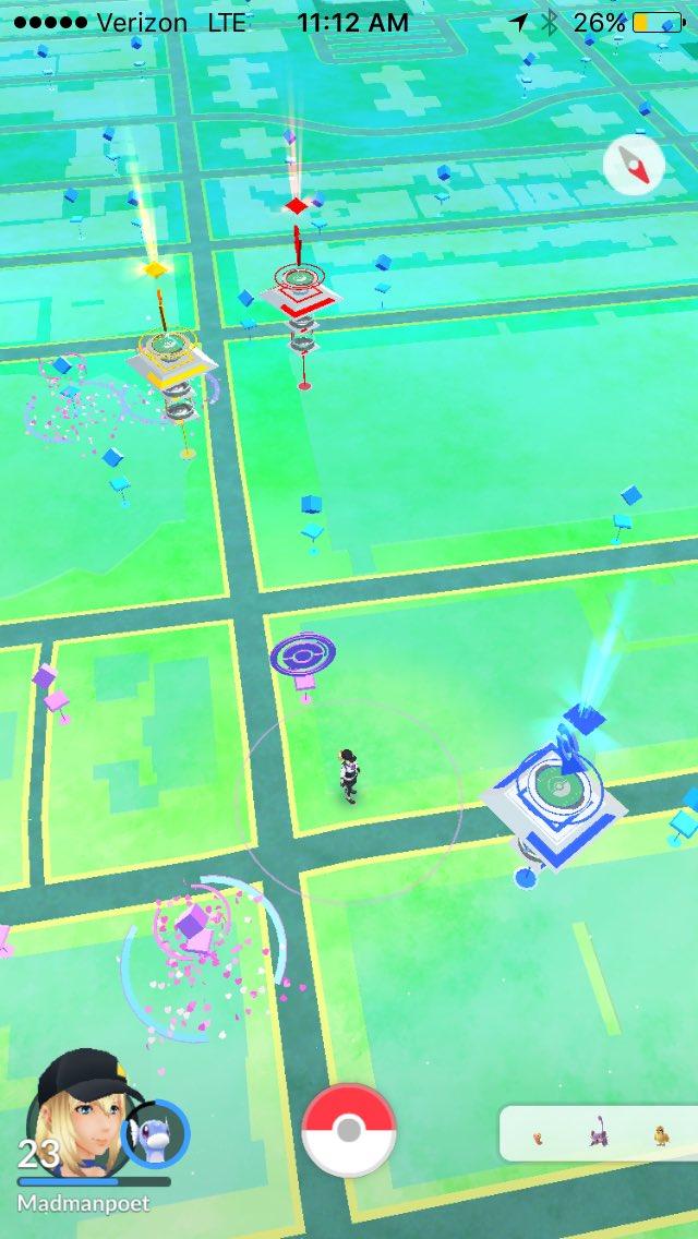 #PokemonGO: Pokemon GO