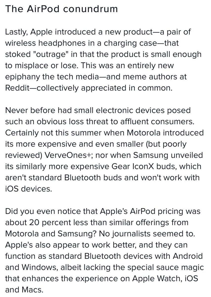 I especially like this bit about AirPods. https://t.co/BVzuhqxA8T