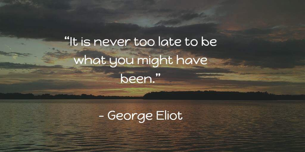 It's never too late to start now #dreams #goals #amwriting https://t.co/e4rEmMDEC4