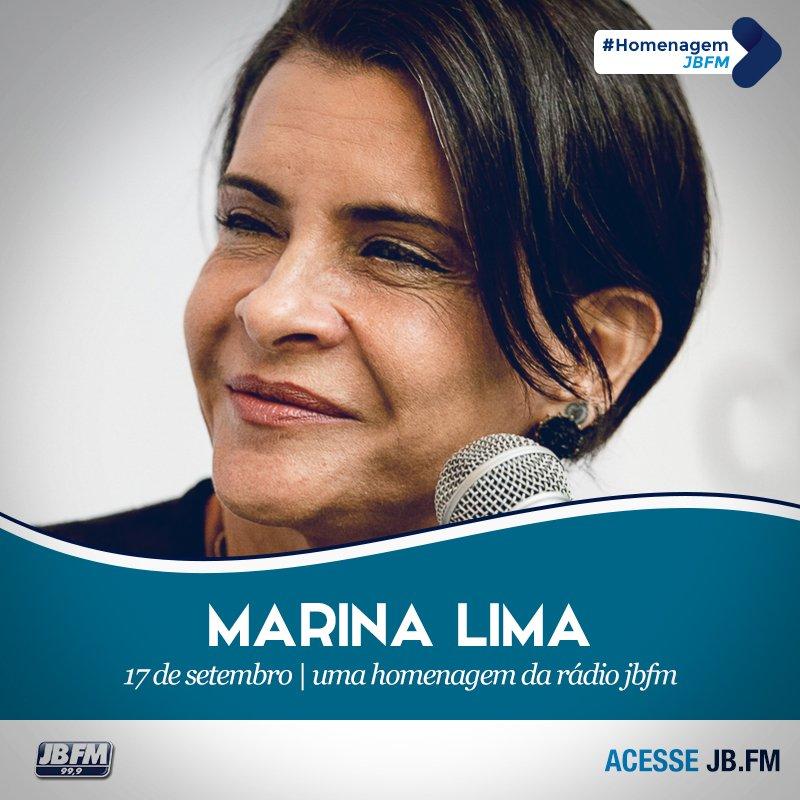 Cantora da nossa música brasileira Marina Lima, completa hoje 60 anos!  Parabéns! #JBFM #MarinaLima https://t.co/rYXM3v0zmo