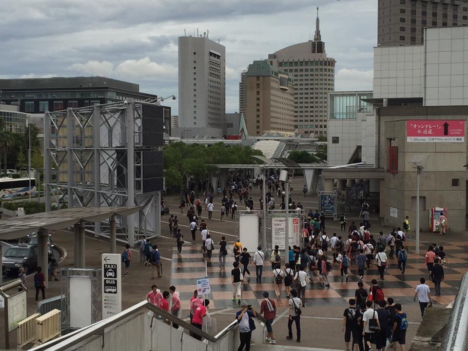 東京ゲームショウ2016が閉幕。4日間、世界中からゲームファン、ビジネス関係者、プレスの方にお越しいただき、未来のエンターテインメントは感じていただけたでしょうか。2017年は9月21〜24日幕張メッセで開催予定! #tgs2016 https://t.co/IFxBkeguET