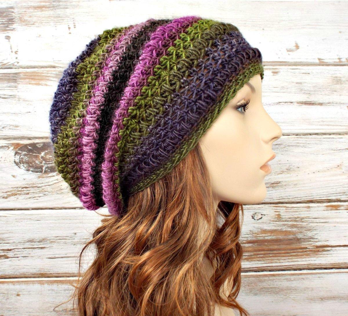 Womens Crochet Hat Womens Hat - Penelope Puff Stitch Slouchy Hat Purp… https://t.co/njIkMwfMjU #pixiebell #WomensHat https://t.co/d1S3pIf8Ys
