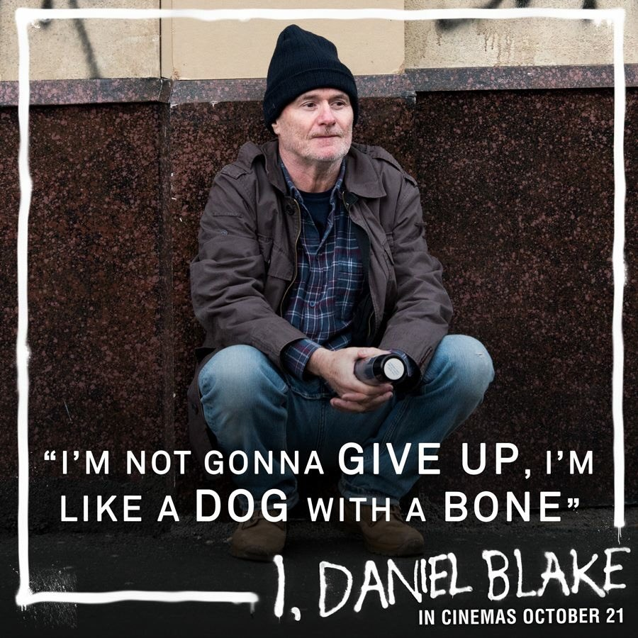 Made in #Newcastle Ken Loach's Palme d'Or winning I, Daniel Blake opens @tynesidecinema on 21 October. #IDanielBlake https://t.co/rojPulWYfp