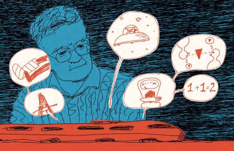 La Credenza Filosofia : La filosofia corre sul treno della logica streghe scienza