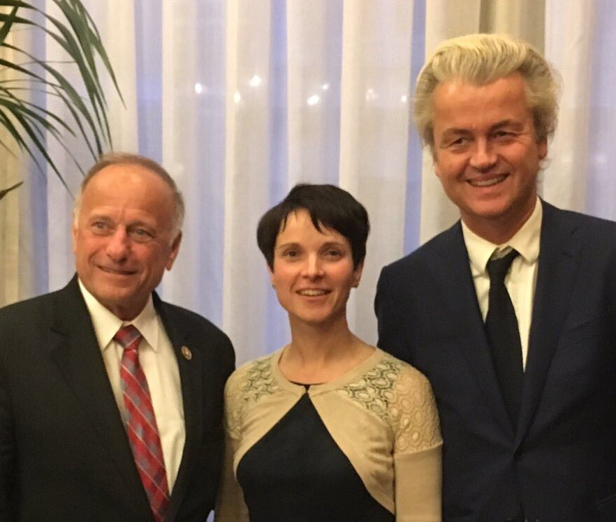 @FraukePetry Wishing you successful vote. Cultural suicide by demographic transformation must end. @geertwilderspvv https://t.co/Kp6uieaMDG
