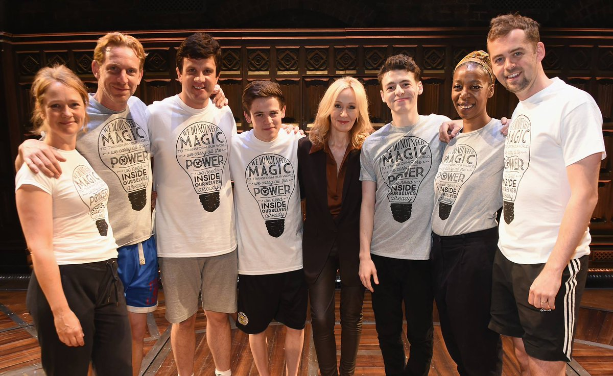 Join @jk_rowling and the cast of @HPPlayLDN - be the light for 8 million vulnerable children https://t.co/TmQTBFgjiW https://t.co/L8Fh4Gj07v