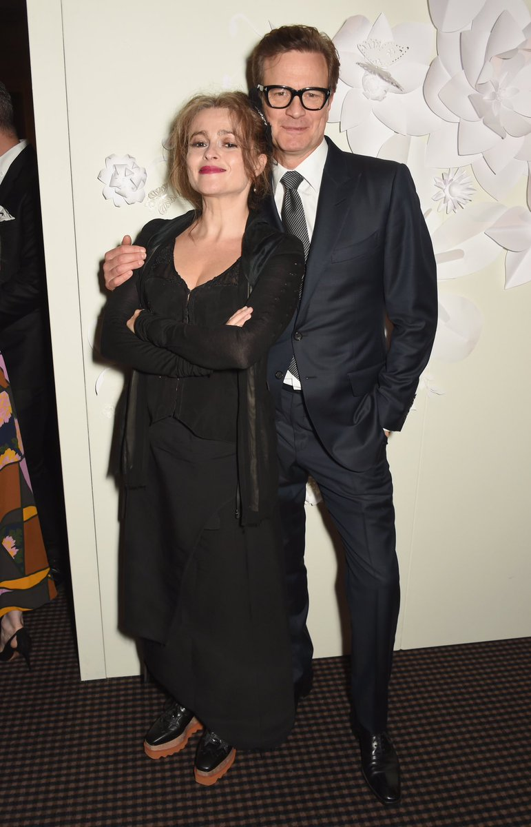 Thank you #HelenaBonhamCarter for supporting this year #GreenCarpetChallenge2016 @WilliamVintage @BonaveriItaly https://t.co/F9NhM4m9wJ