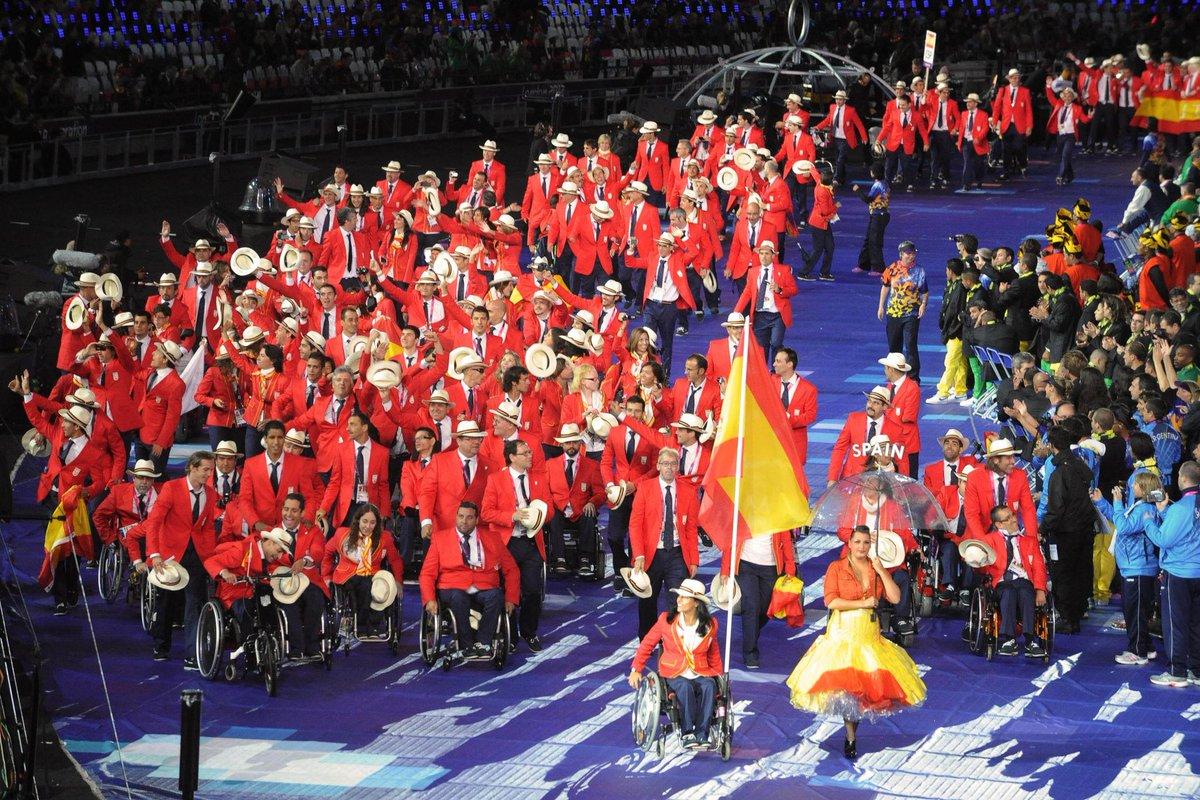 Felicitamos al #TeamESP @Paralimpicos por sus 31 #medallas, esfuerzo y valor. Gracias, nos habéis hecho muy felices! https://t.co/PuleiE0TOO