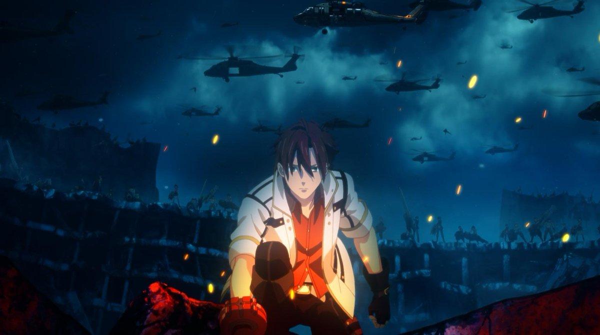 映像を振り返り① 『GOD EATER ONLINE』PV公開!集え、ゴッドイーター 新たな神々の待つ戦場へ―弊社もアニ