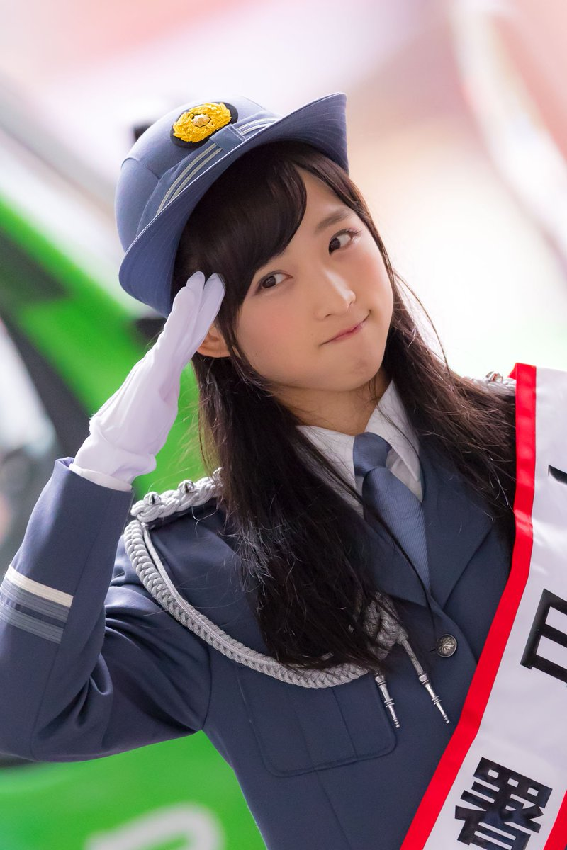めちゃくちゃ可愛い一日警察署長が発見される。 [無断転載禁止]©2ch.net [916548451]YouTube動画>2本 ->画像>56枚