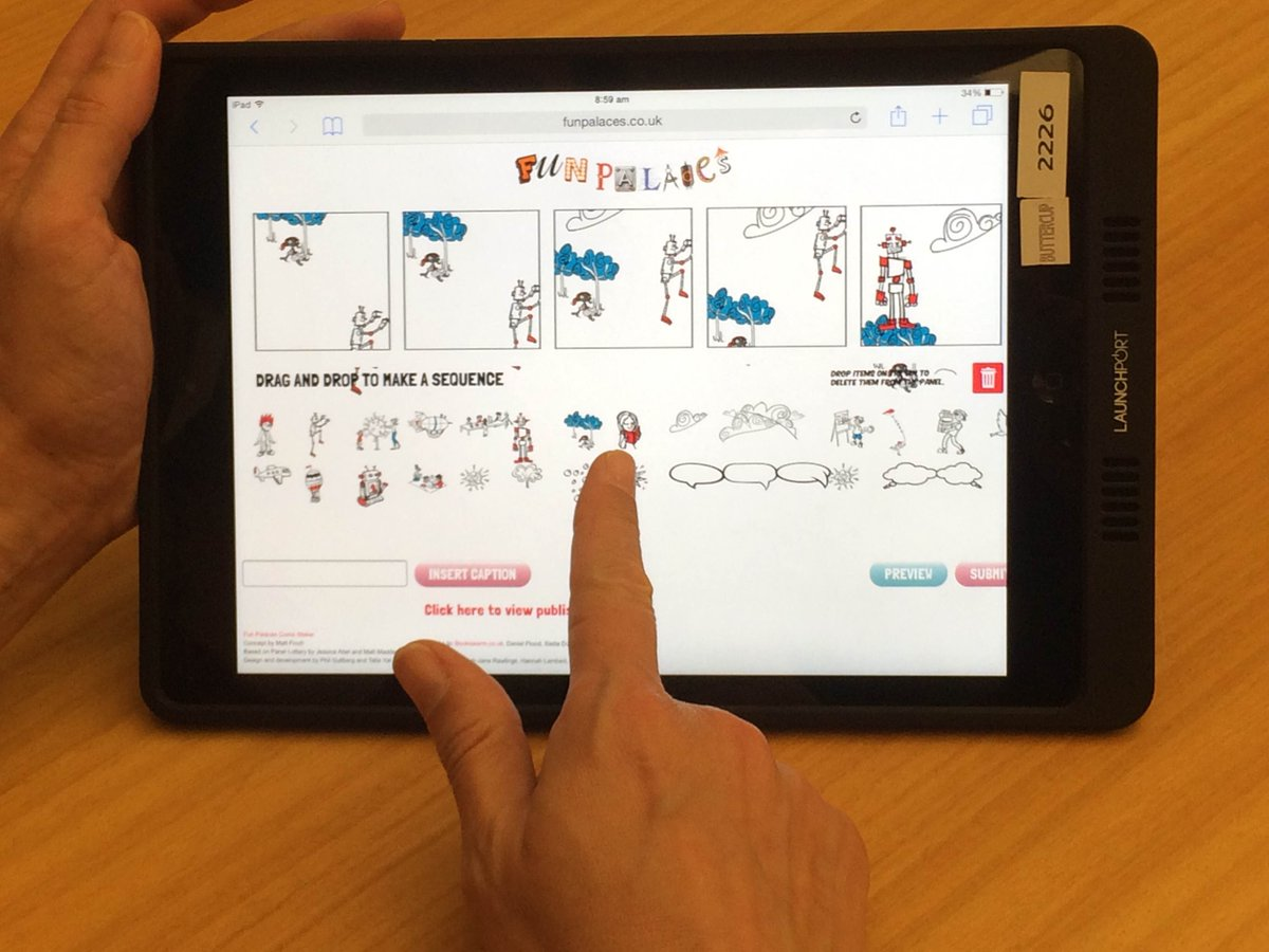Want to build your own digital comic maker? Get the Github code for @slqld's @funpalaces https://t.co/vMv2w4ZXgm https://t.co/PK6hE1lhMc