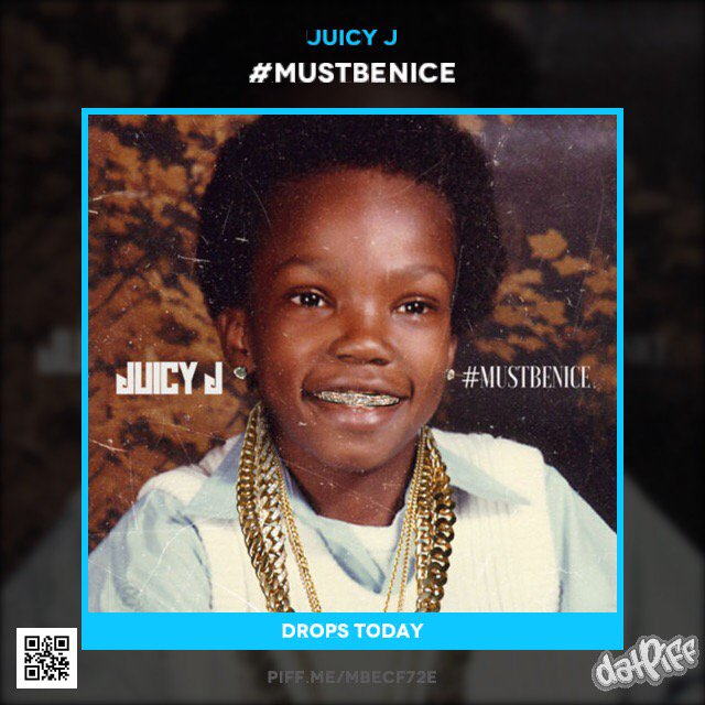 Waiting on #MUSTBENICE by @therealJuicyJ via @DatPiff's iOS App https://t.co/5Ue1cWbFUv https://t.co/PcYl2Za6fc