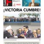 ¡VICTORIA CUMBRE! Consulte la edición N°91 del #CuatroF ➡ Descargue, lea y comparta https://t.co/juTmhc3UPc https://t.co/LNMbqBLGWy