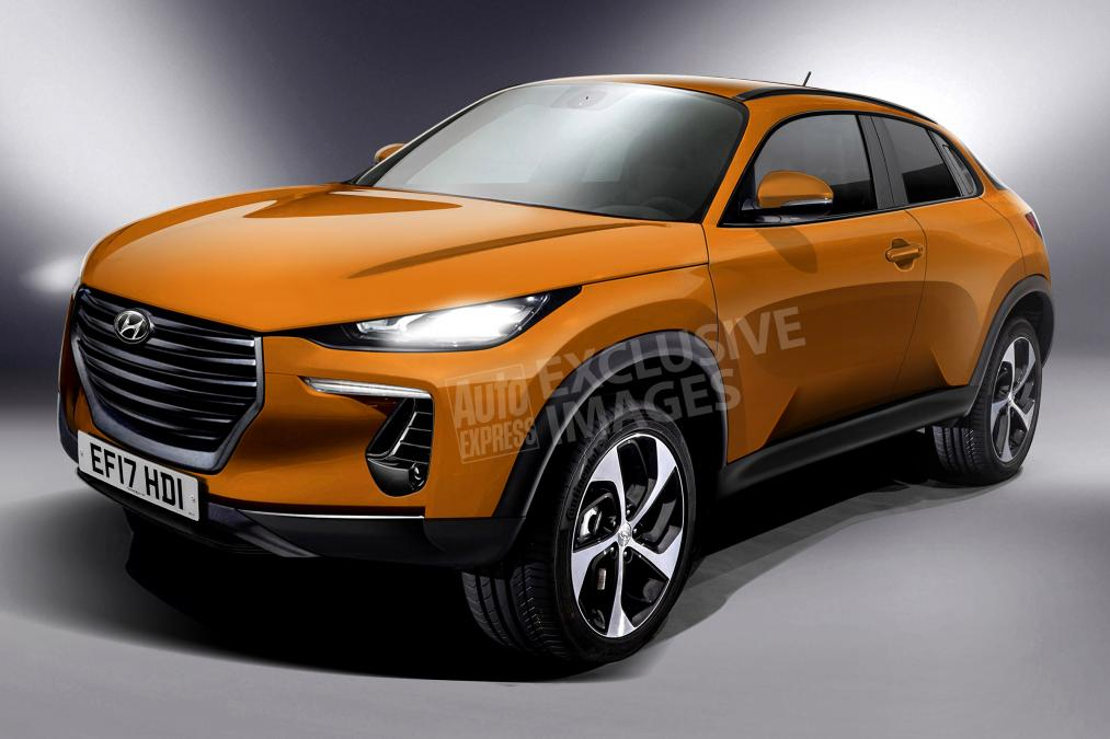 Hyundai To Target The Nissan Juke With New Baby Suv Due In