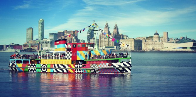 10 things for under a tenner in Liverpool! Fly