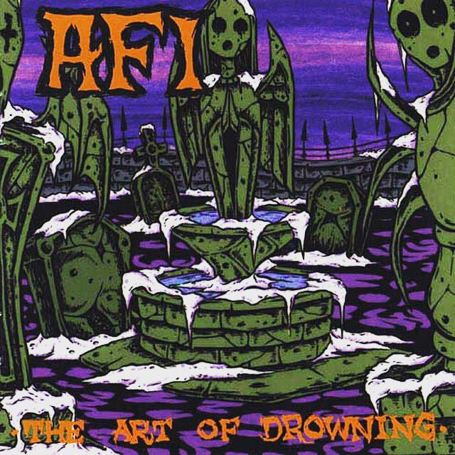 Happy 16th birthday, Art of Drowning! https://t.co/Js4ZKyjqJB