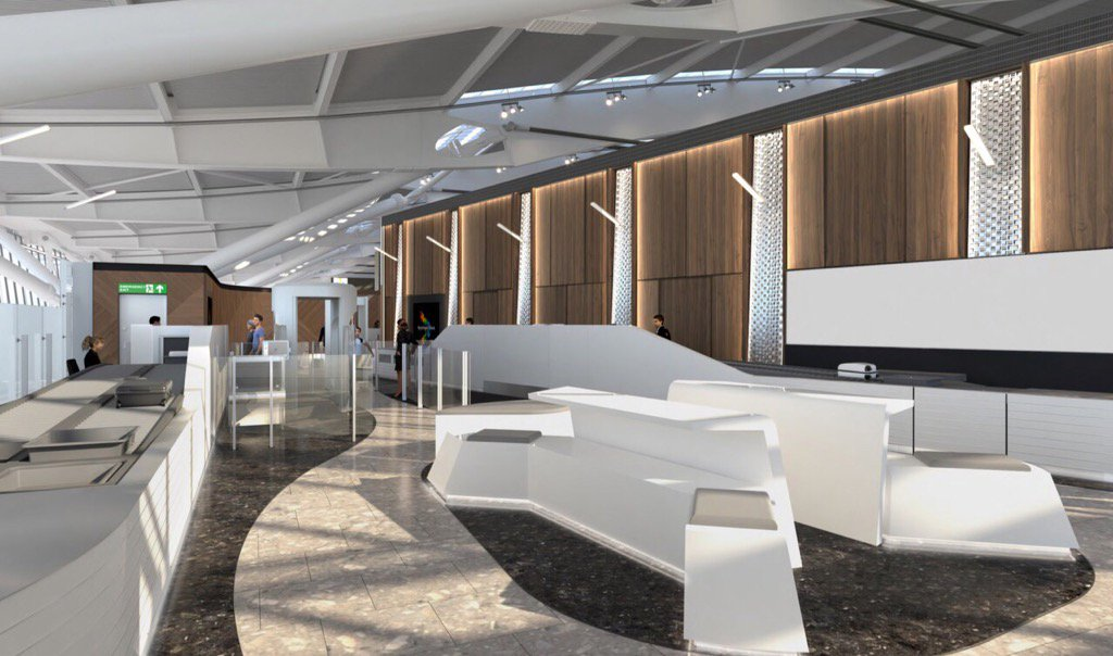 BA to open 'First Wing' walkway at Heathrow's T5