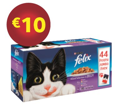 Felix cat food 44 pouch pack https://t.co/iWN3zfhItg