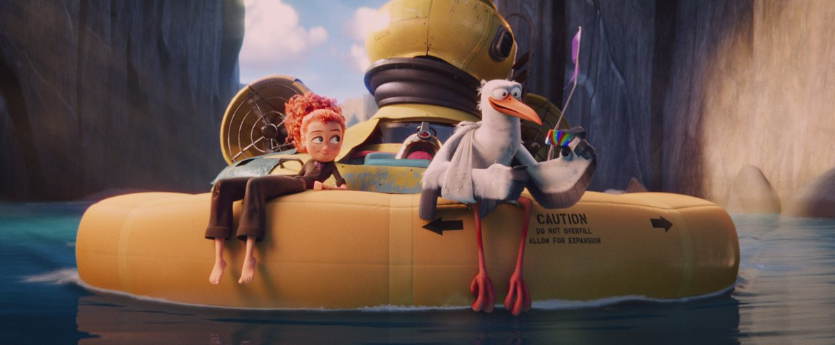 Enter to win the Storks Movie Prize Pack Giveaway Prize Pack. 9/30 #giveaway #Storks #ad https://t.co/SJoz7DYBqH https://t.co/YzTG448oFO