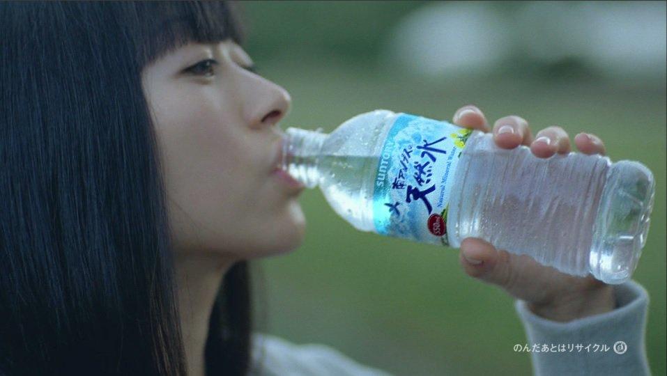 サントリー 南アルプスの天然水のCMに、宇多田ヒカル。 https://t.co/y9jSJNPQ6W