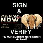 .@96elephants Urgent pls sign/rt WhiteHouse petition 4 Nosey #Sign4Nosey #HOPE4Nosey https://t.co/ber0sxIqJP https://t.co/dlmN5GmW6z