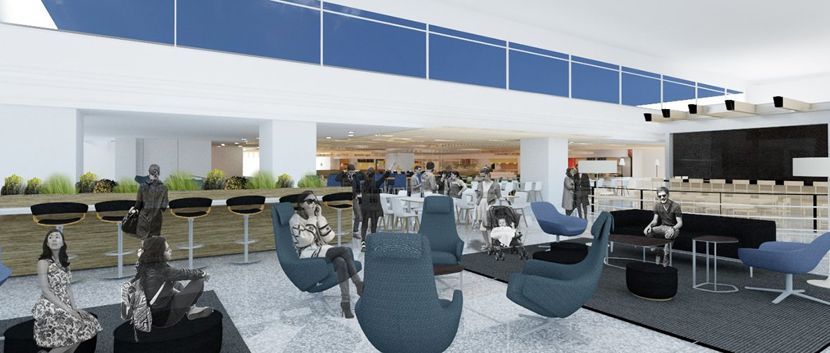 *Coming Soon* New International Terminal Dining!!! Visit for more info.