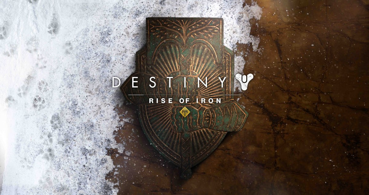 Happy Rise of Iron Eve everyone!!! RT if you are Hype and ready!!! @DestinyTheGame #RiseOfIron #Destiny https://t.co/NEB8m6Hlu5