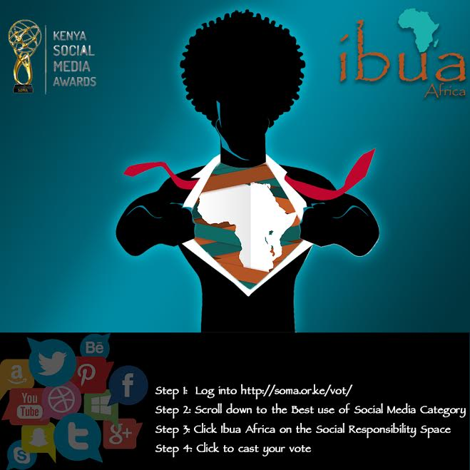 Vote for @IbuaAfrica for #OLXSoMA2016; Best use of social media #IbuaAfrica4SoMA  >>https://t.co/XIGxYaBHD3 https://t.co/jubfTuReCr