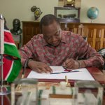 President assents to Finance, Water Bills