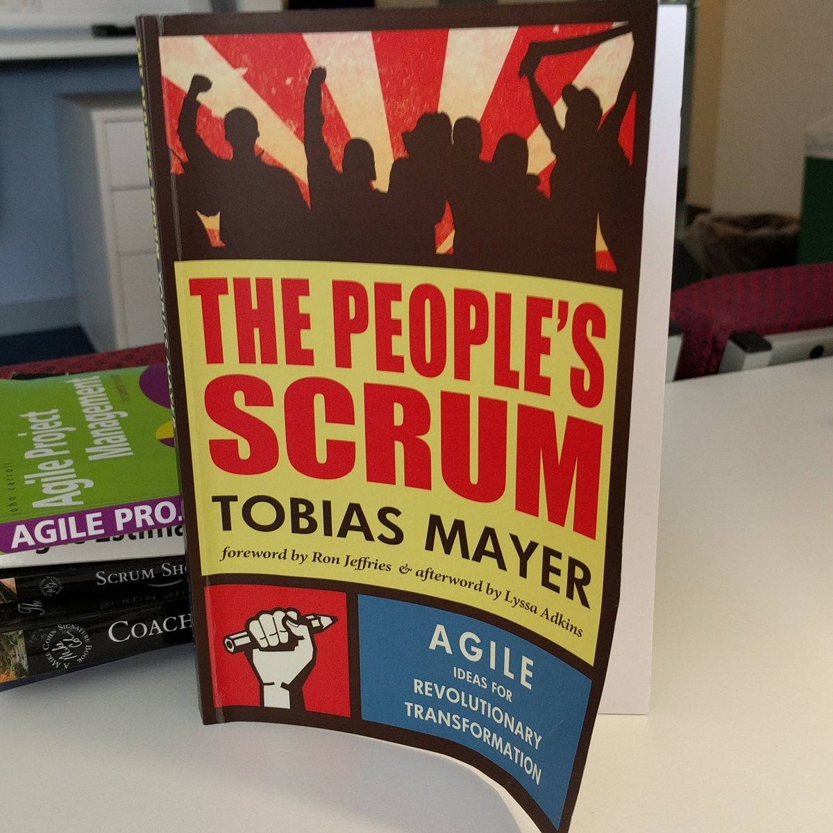 Loving this book by @tobiasmayer. So many great insights, every chapter has something to challenge you and inspire. https://t.co/QJmbeHlv24