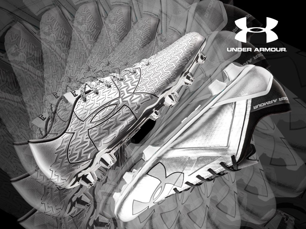 Introducing @UnderArmour's limited edition Platinum Collection; https://t.co/iC4hHPZWPD https://t.co/g6JxE1kFrN