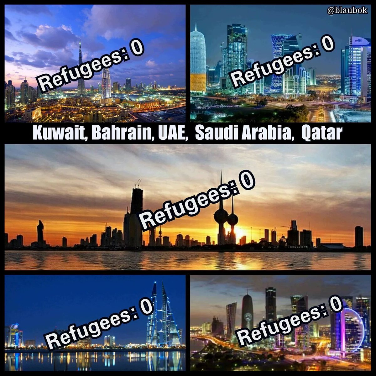 Send refugees 2 countries w have ZERO! @bfraser747 Protect our Country.This is NOT compassion..It is an INVASION https://t.co/NaSB07dWuC