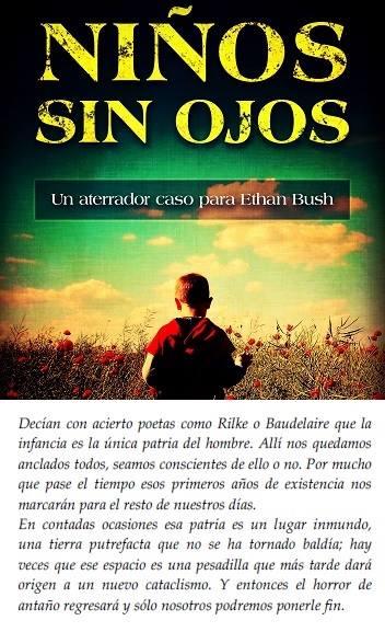 NIÑOS SIN OJOS! - Nº1 #Amazon #Horror #Terror LINK OFERTA EN AMAZON>>> https://t.co/uLbU4nQauA  @enriquelaso https://t.co/sZVMN7MmGg