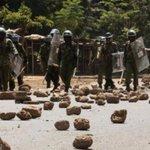 Police shoot five protesters in Wajir