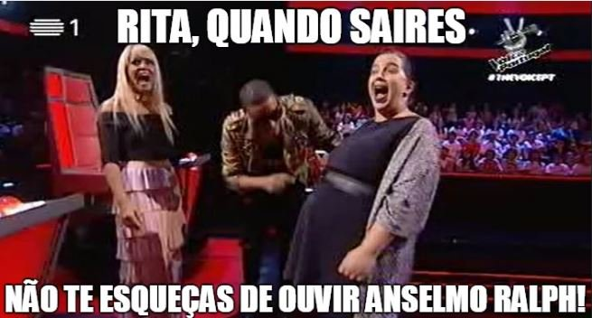 #TheVoicePt: The Voice Pt