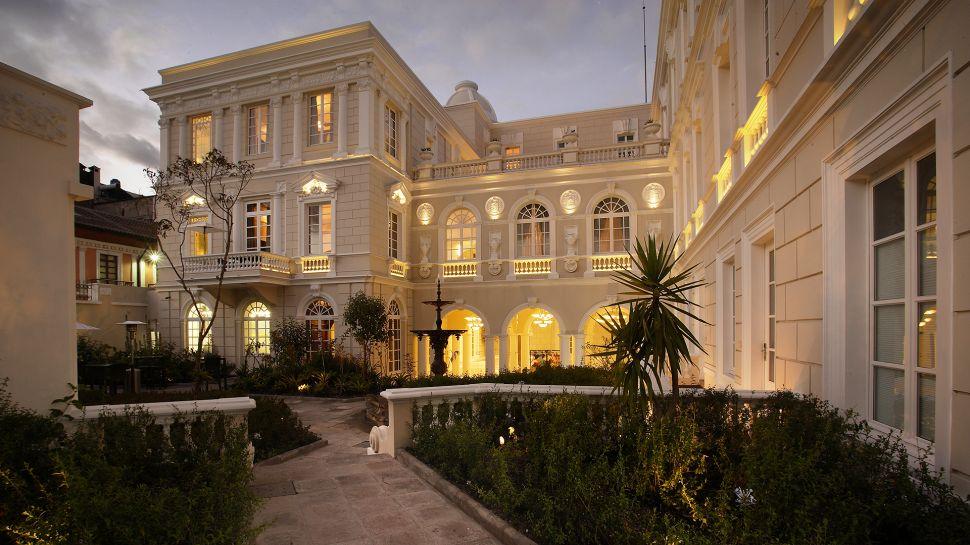 Boutique hotel of the day: https://t.co/7yYSoNq7Sf @CasaGangotena in #Quito, #Ecuador. https://t.co/3ijuC6SQ90