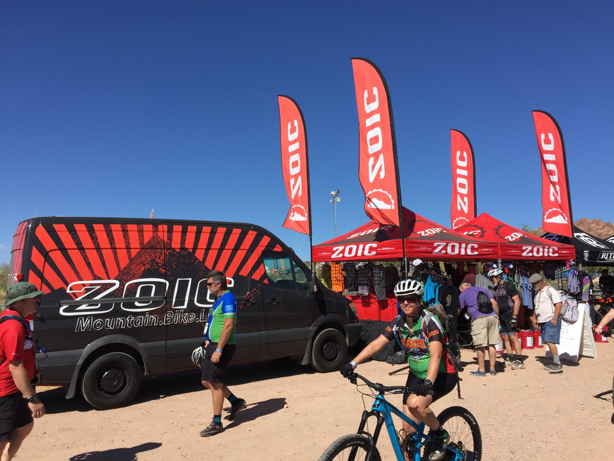 OutDoor Demo kicks off today at @Interbike! We're set up! Click here to learn more: https://t.co/NvCBAnFNLM https://t.co/8eOleLjCvm