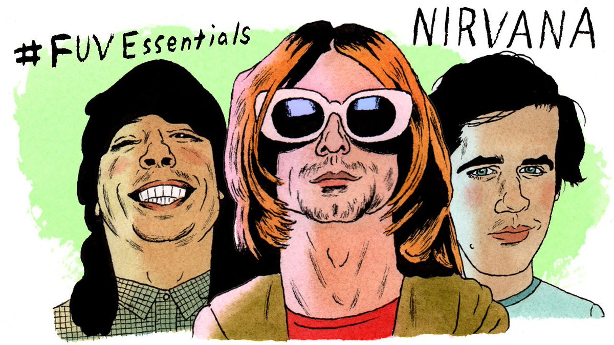 The 25th anniversary of @Nirvana's 'Nevermind' is 9/24. Read an overview: https://t.co/9M2Iavf5Zg #FUVEssentials https://t.co/jdrFrpTEcu