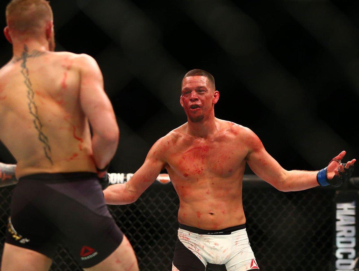 Despite clean UFC 202 drug test, Diaz facing sanctions for vape pen https://t.co/SC4ieUVbZ0 https://t.co/zJnXNXU13T